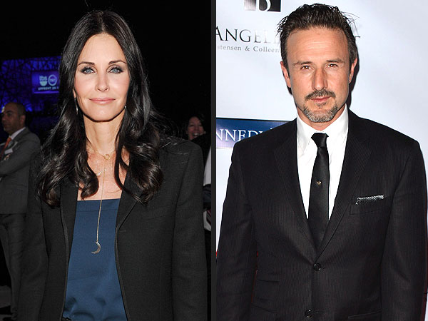 David Arquette and Courteney Cox Finalize Divorce, Remain Friends