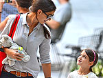 Katie Holmes & Suri Cruise Spend Memorial Day Weekend in Florida | Katie Holmes