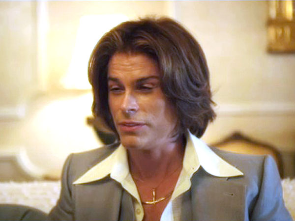 Liberace Biopic Behind the Candelabra: Rob Lowe Shares Details