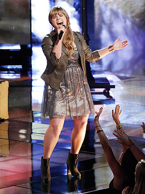 The Voice Elimination: Blake Shelton's Team Takes a Hit - Holly Tucker Goes Home