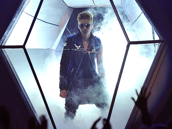 Justin Bieber Is Heading to Space