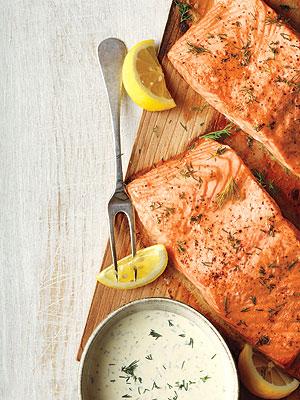 Make Seasons 52's Roasted Salmon
