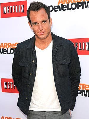 Will Arnett: Dating Seems 'Very Scary' to Me