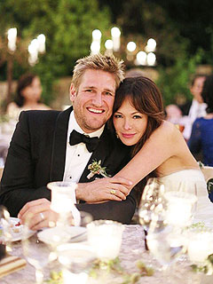 Curtis Stone and Lindsay Price Share Wedding Photos | Curtis Stone, Lindsay Price
