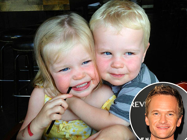 Neil Patrick Harris Turns 40, Tweets Cute Photo of Twins
