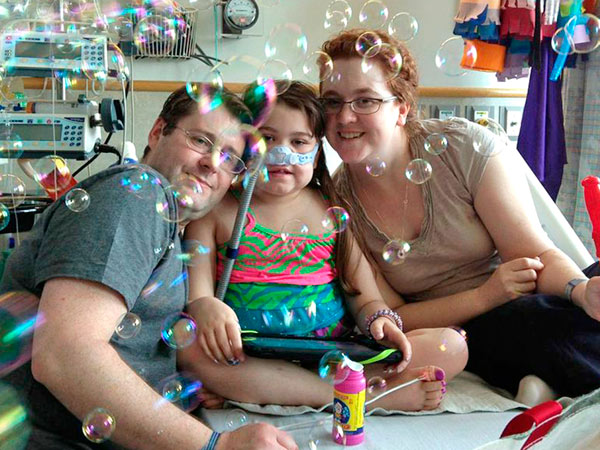 Sarah Murnaghan Is Home After Successful Lung Transplant
