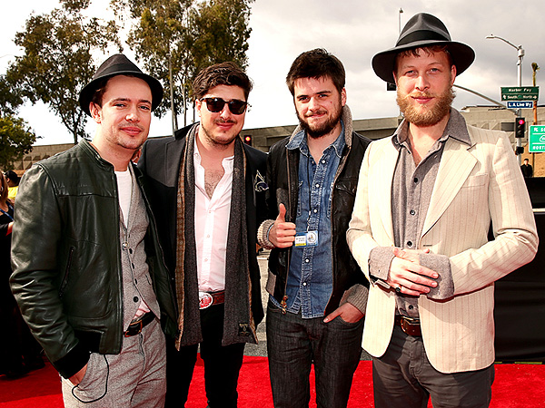 Mumford & Sons Cancel Tour Dates After Bassist Undergoes Brain Surgery