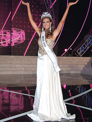 Miss USA Is Miss Connecticut Erin Brady