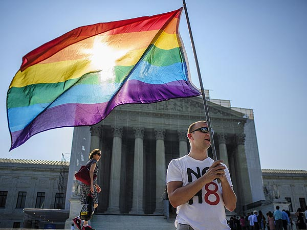 Top Ten Tweets About Same-Sex Marriage, DOMA and Prop 8
