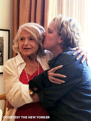 Edith Windsor to Celebrate Supreme Court Victory Against DOMA with Dancing