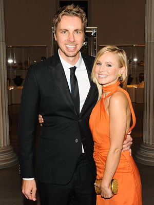 Kristen Bell & Dax Shepard's Low-Key Wedding: Courthouse I-Dos, Then Sandwiches