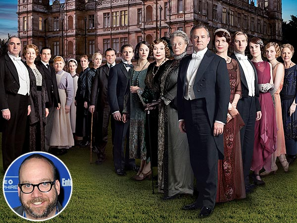 Paul Giamatti Joins Downton Abbey