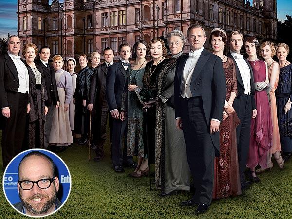 Paul Giamatti Joins Downton Abbey