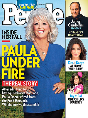 Paula Deen: All About Her Downfall