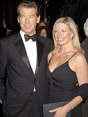 Pierce Brosnan's Daughter Dies of Ovarian Cancer