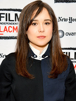 Ellen Page Gay, Comes Out As Lesbian