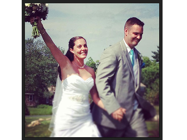 Erica Lafferty, Daughter of Slain Sandy Hook Principal Dawn Hochsprung, Marries