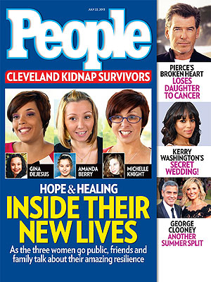 Cleveland Kidnap Survivors: Inside Their Emotional Reunion