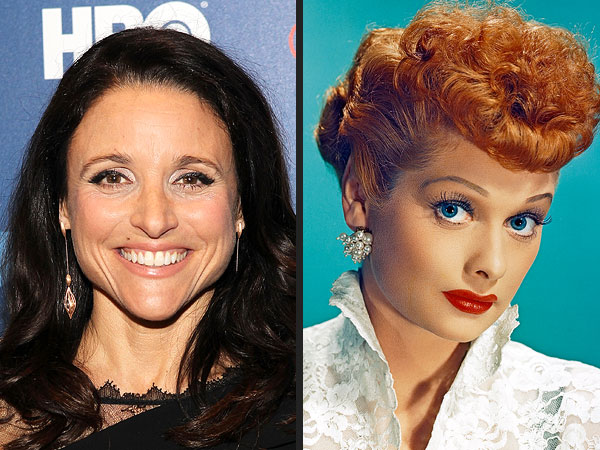 Julia Louis-Dreyfus Surpasses Lucille Ball's Record & Makes Emmy History