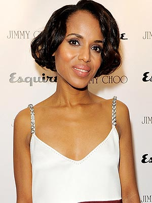 Emmy Nominations: Kerry Washington 'Blessed' After Marriage, Nomination