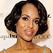 Kerry Washington Is 'Upbeat' During Night Out with Scan
