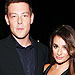 Lea Michele Is Grieving with Cory Monteith's Fa