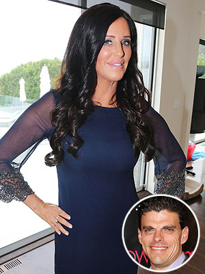 Patti Stanger Living with David Krause, Starting New Dating Site
