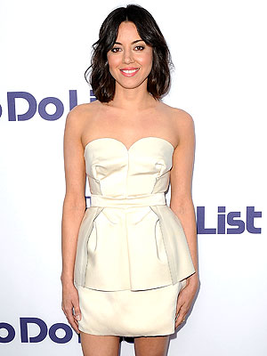Aubrey Plaza tells GQ Magazine: I Wouldn't Date Me