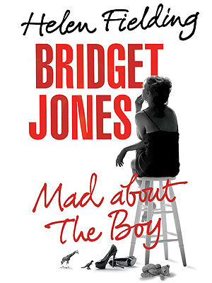 Bridget Jones: Mad About the Boy Cover Revealed