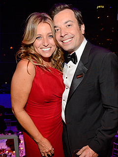 Jimmy Fallon Nancy Juvonen Surrogacy
