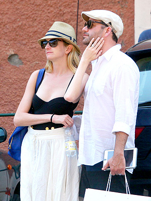 Jimmy Kimmel, Molly McNearney Honeymoon in Italy
