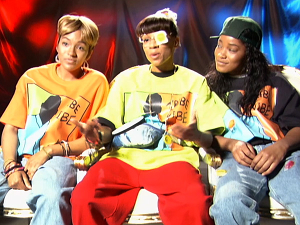 TLC's Iconic Music Videos Reenacted in Biopic Trailer: What Do You Think?