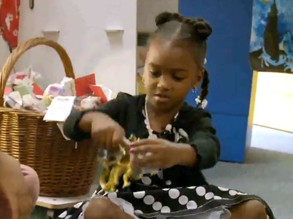 Anala Beevers Is a 4-Year-Old Genius