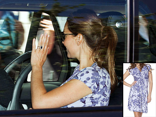 Kate's New Mom Style Sells Out Another Dress