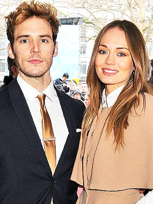 Sam Claflin Marries Laura Haddock: Report