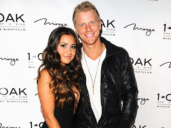 Sean Lowe and Catherine Giudici Celebrate at Their Bachelor and Bachelorette Parties