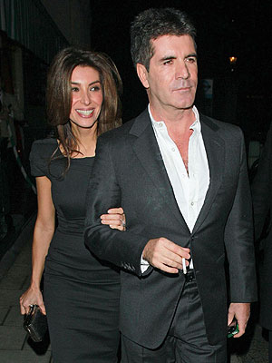 Simon Cowell Spends Day with Ex Mezghan Hussainy