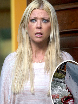 Tara Reid Wants to See Script Before Committing to Sharknado Sequel