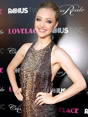Amanda Seyfried Found Lovelace Nude Scenes 'Liberating'