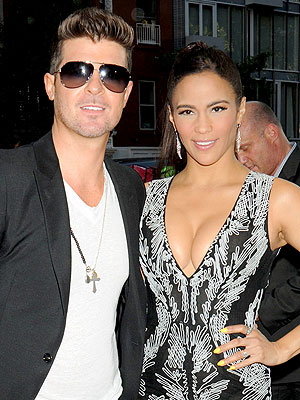 Paula Patton Talks Robin Thicke Split