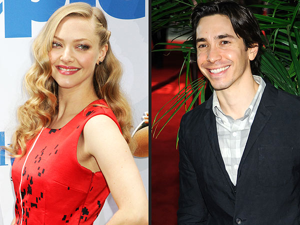 Amanda Seyfried and Justin Long Are Inseparable!