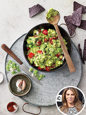 Jillian Michaels Shares Her Guacamole Recipe