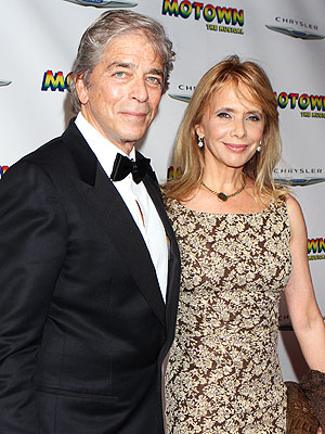 Rosanna Arquette Marries Investment Banker Todd Morgan