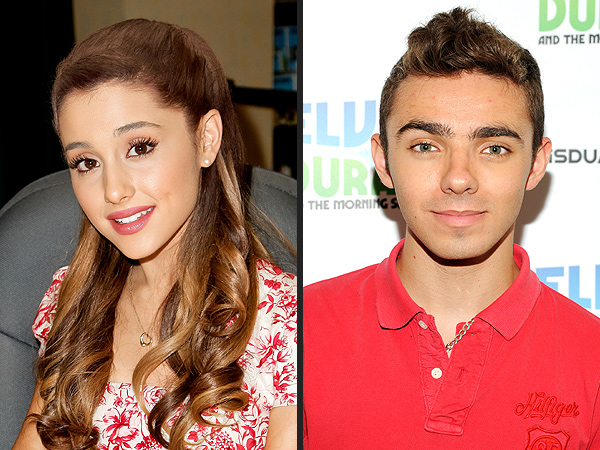 Is ariana grande dating someone from the wanted