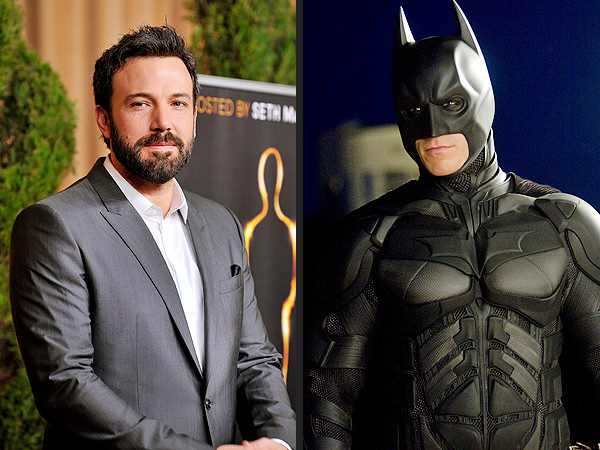 Ben Affleck as Batman? PEOPLE's Critic Swoops In on Backlash