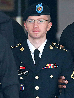 Bradley Manning Seeks Hormone Therapy to Become a Woman