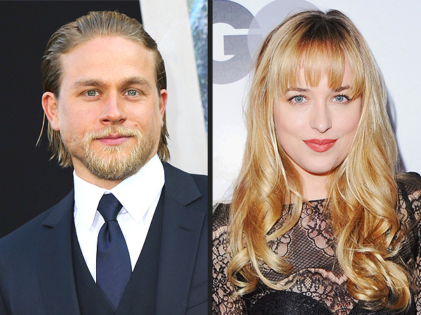 Fifty Shades of Grey Casting Rumor: Dakota Johnson and Charlie Hunnam