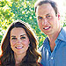 Prince George with the Middletons as William and Kate Vacation |