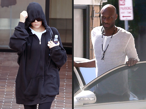 Khloé Kardashian Odom and Lamar Odom: Problems Coming to a Head?