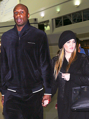 Khloé Kardashian Odom and Lamar Odom Leading Separate Lives